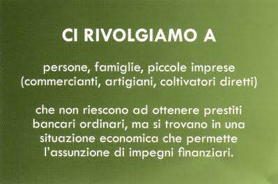 Manifesto usura203