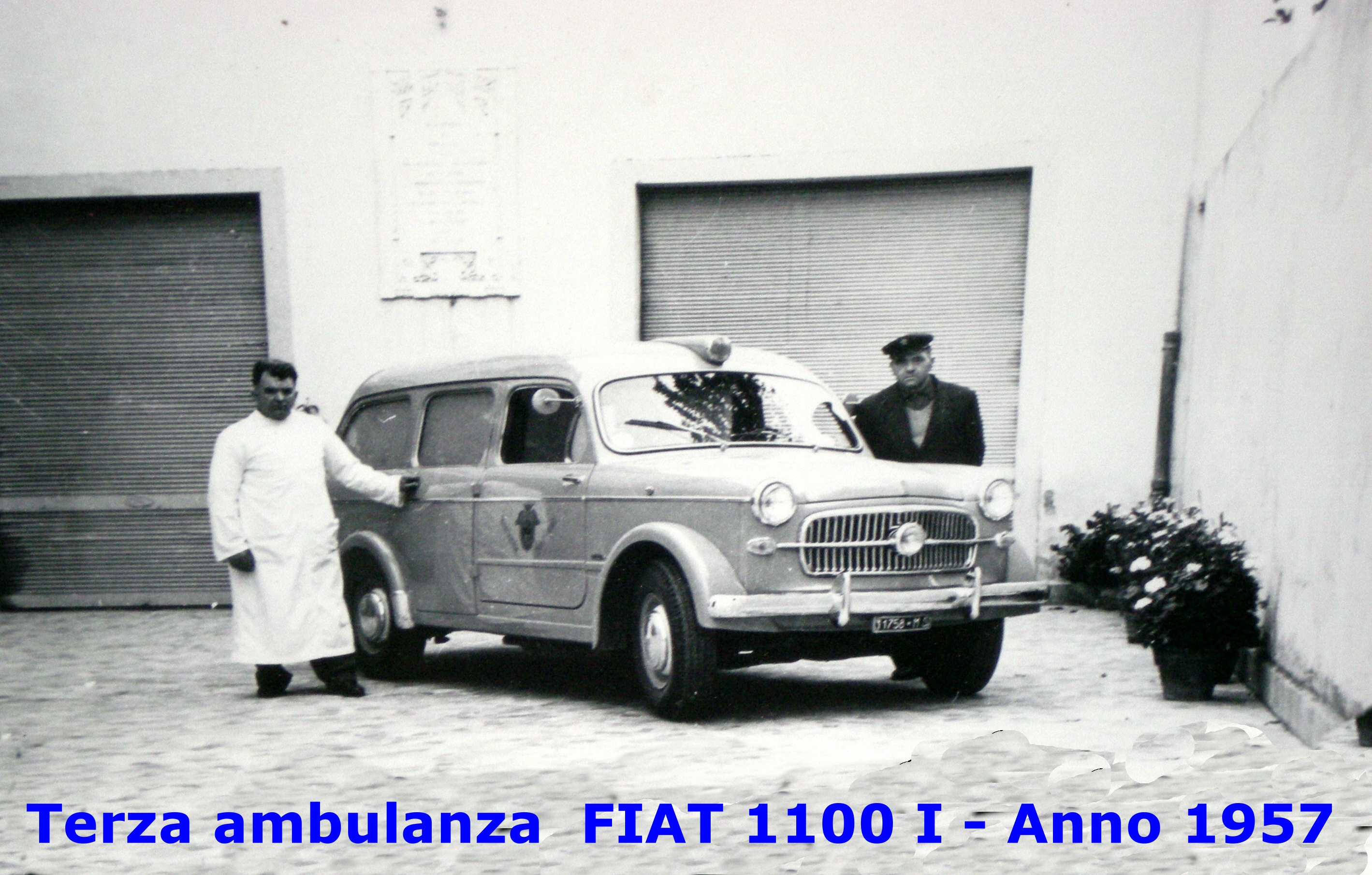 Terza ambulanza
